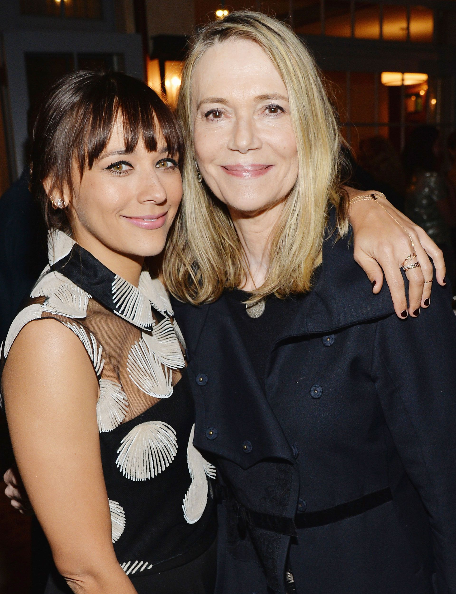 Celebrity mothers and daughters who are in the same movies ...