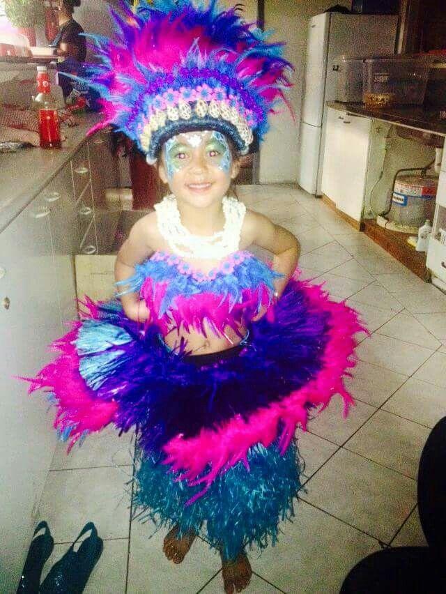 Cook Islands Costume