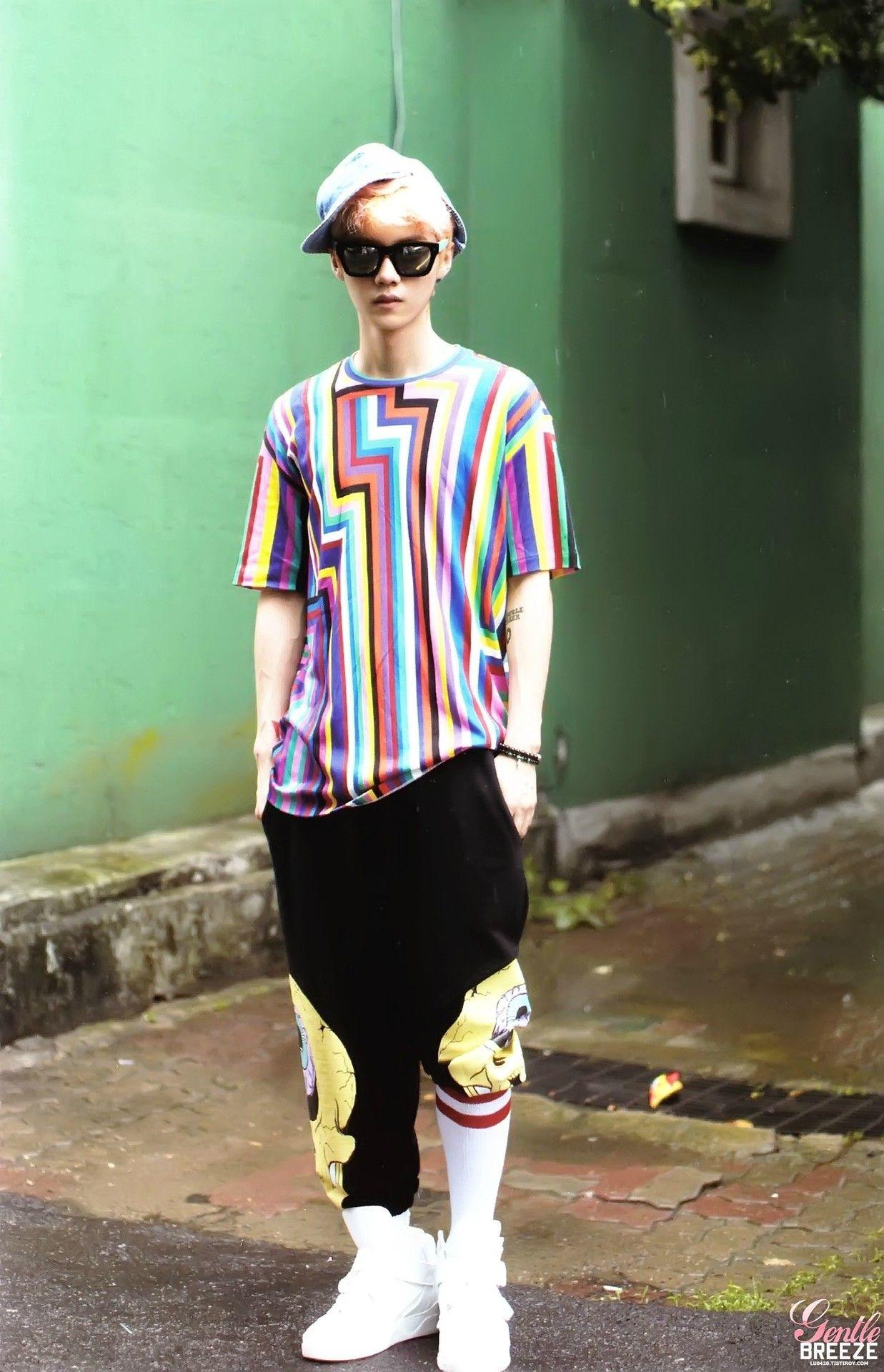 luhan exo growl wwwimgkidcom the image kid has it