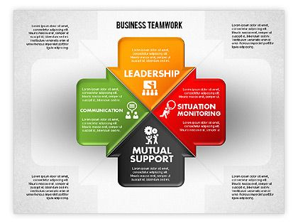 http://www.poweredtemplate.com/powerpoint-diagrams-charts/ppt-process-diagrams/01677/0/index.html Business Teamwork Process