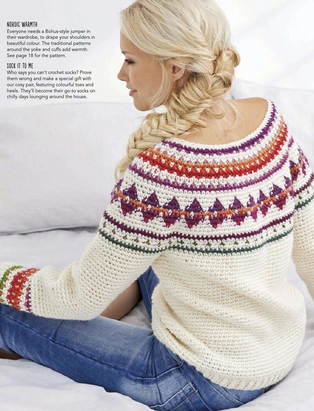 #ClippedOnIssuu from Your crochet christmas