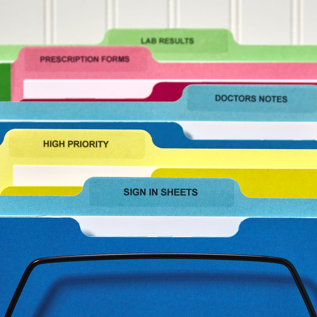 Avery Labels Cards Dividers Office Supplies More File Folder Labels Avery Labels Labels