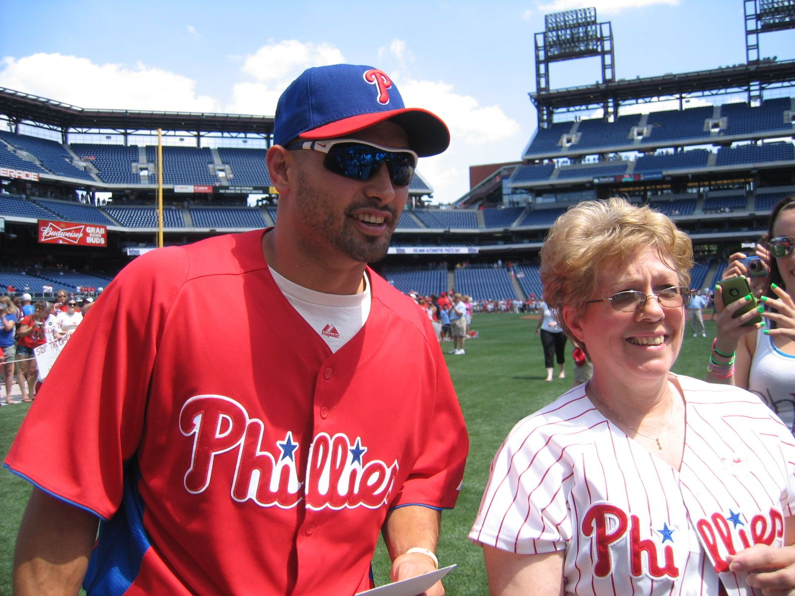 Shane Victorino before he was traded to the Dodgers