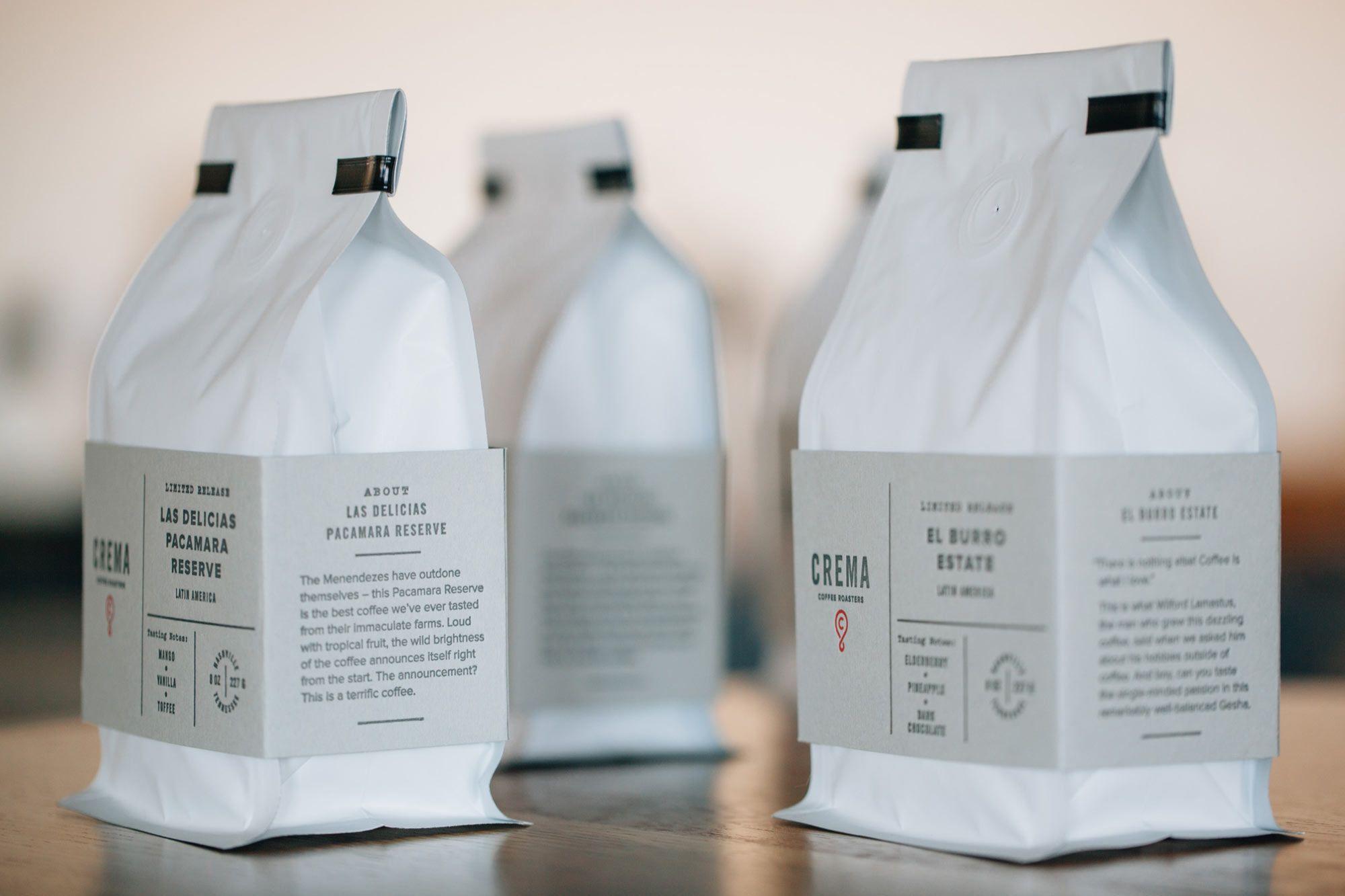 Crema Coffee Roasters – Matt Lehman Studio