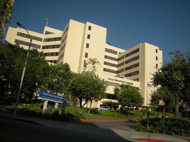 Good Samaritan Hospital  Phoenix, Arizona  Between 10th and