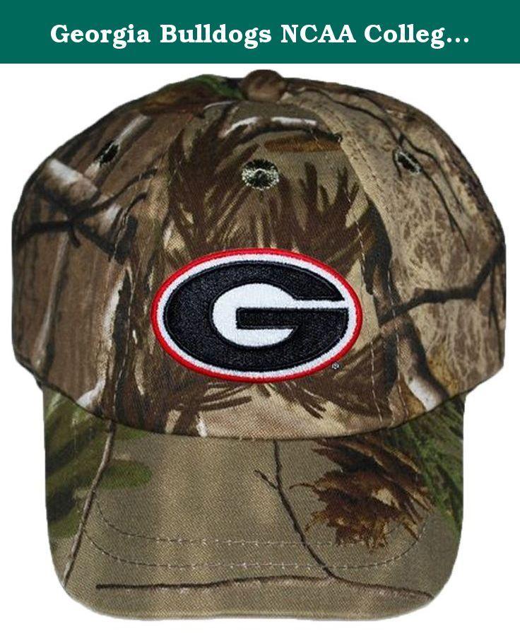 0c1117aa422c00 Georgia Bulldogs NCAA College Newborn RealTree Camo Camouflage Baby Hat Cap.  Creative Knitwear NCAA College Toddler Newborn Baby Hats.
