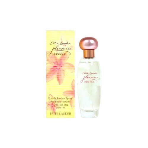 Pleasures Exotic By Estee Lauder For Women. Eau De Parfum Spray 1.7 oz $41.21