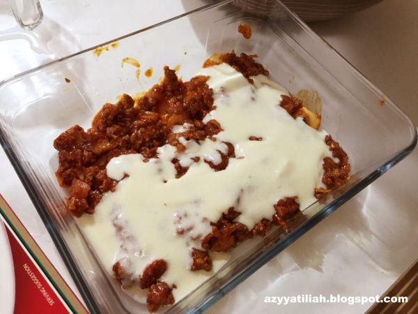 Resepi Lasagna Mudah Dan Ringkas Resepi Untuk Moreh Menu Iftar Bahan Bahan Untuk Lasagna Bahan Bahan Untuk Filling Bahan Untuk White Lasagna Desserts Food