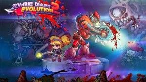 Zombie Diary 2: Evolution apk v1.0.8 Mod [Unlimited Money and Gems]