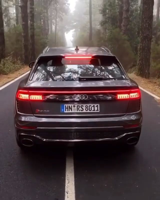 Audi RS Q8 Quattro Best Luxury Cars
