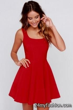 You can share these red casual dresses for juniors on Facebook ... 90b23f113