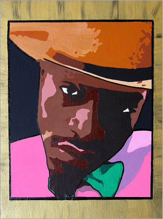 Andre 3000 by IAmToastPhotos on Etsy, $125.00