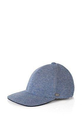Cap in cotton blend   T-Serio  3dd368e7ec1b