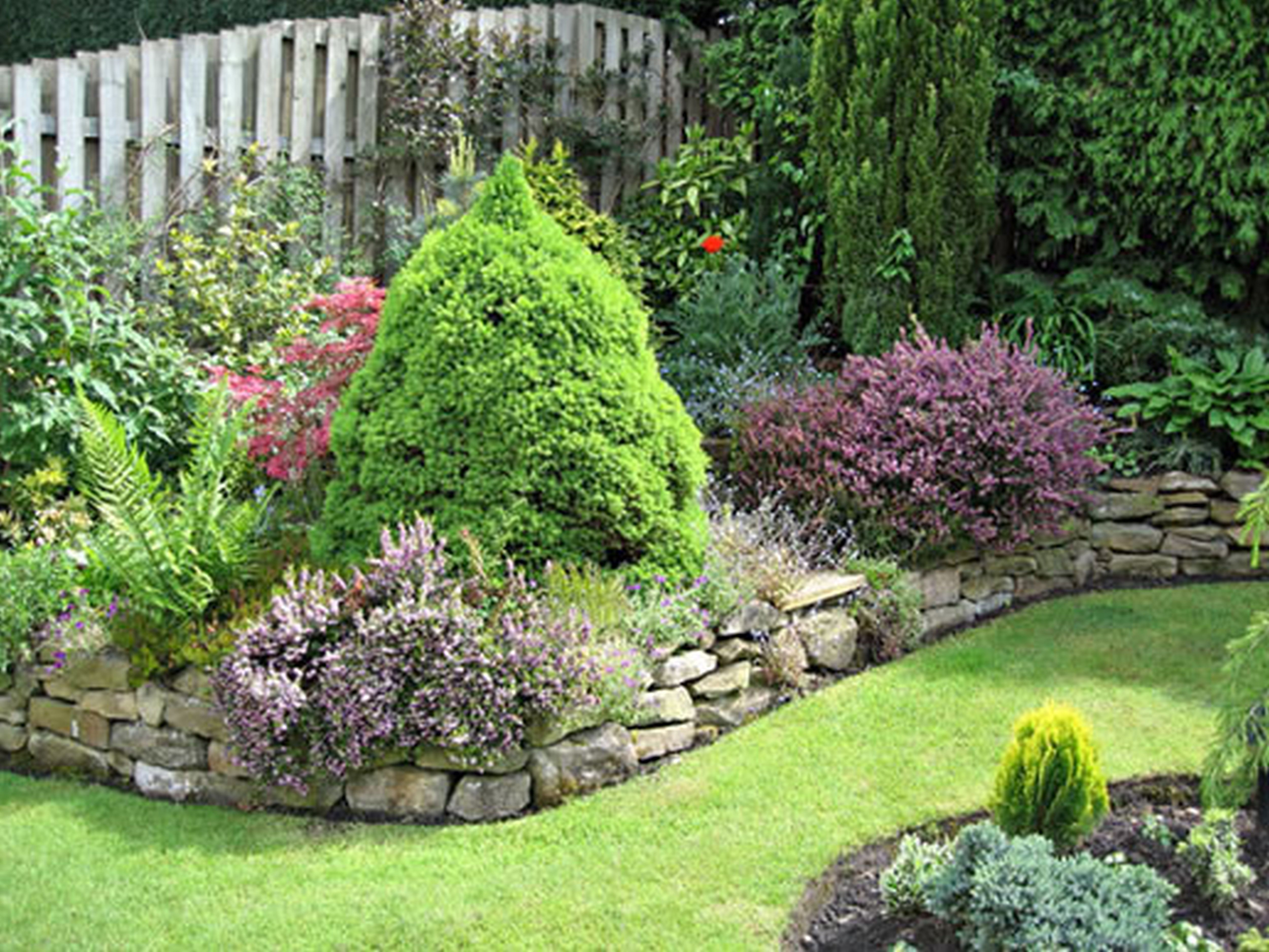 house gardens - Rock Home Gardens