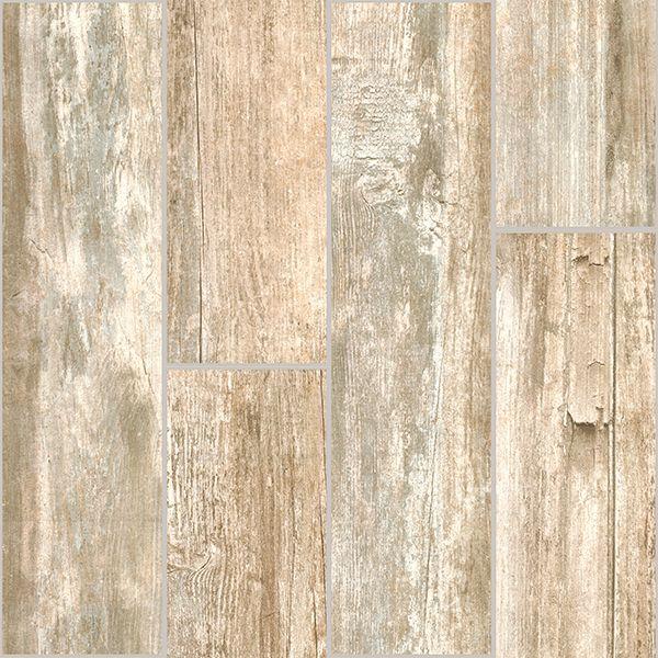 Stonepeak Crate, Myrtle Beach, x Wood Grain Porcelain Tile - Stonepeak Crate, Myrtle Beach, 6