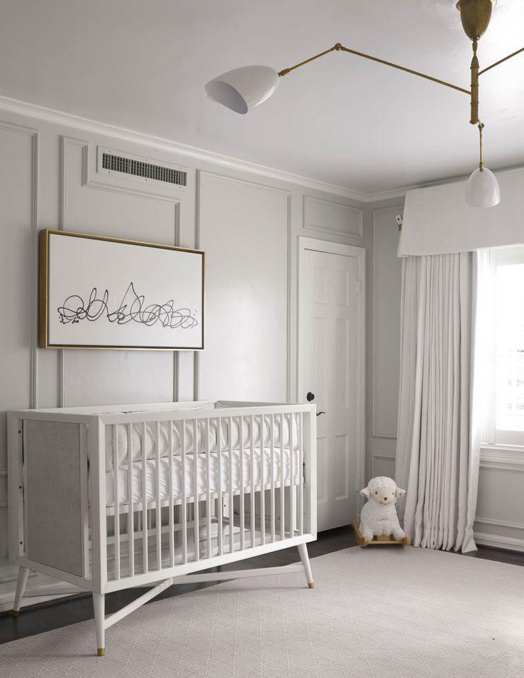 Modern Nursery Amy Berry Design