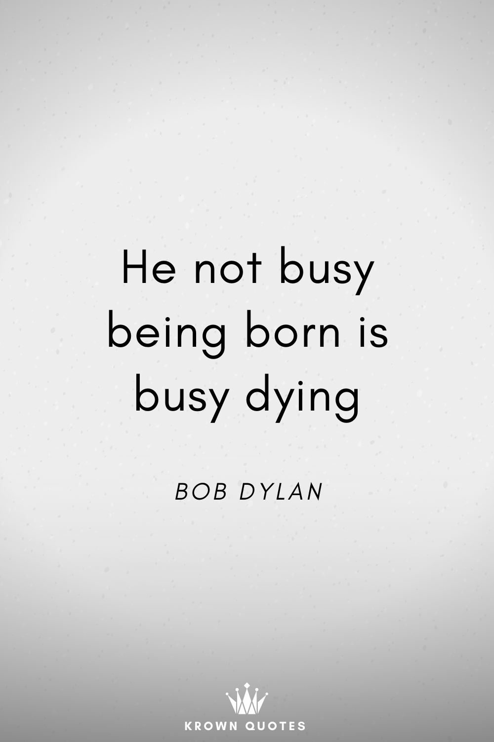 Life Dying Quotes