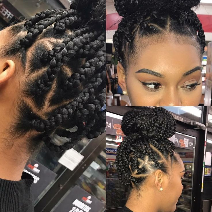African Braids Hairstyles Hair Styles Braided Hairstyles Box Braids Styling