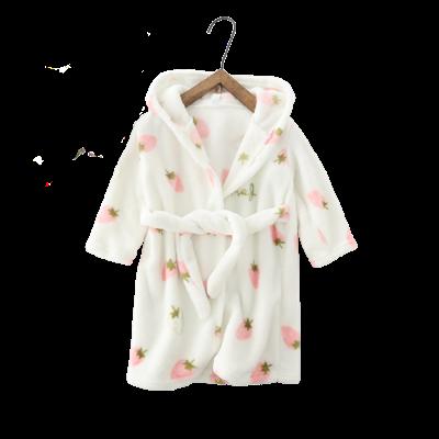 Epingle Sur Robes De Chambre Fille