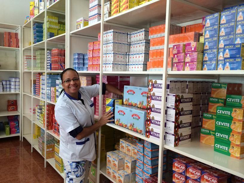 Shalina depot employee, Luanda United nations