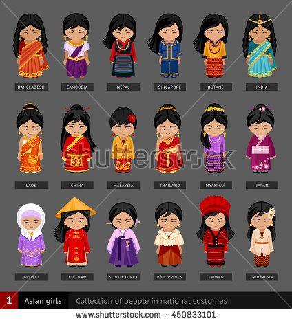 Asian women were also less