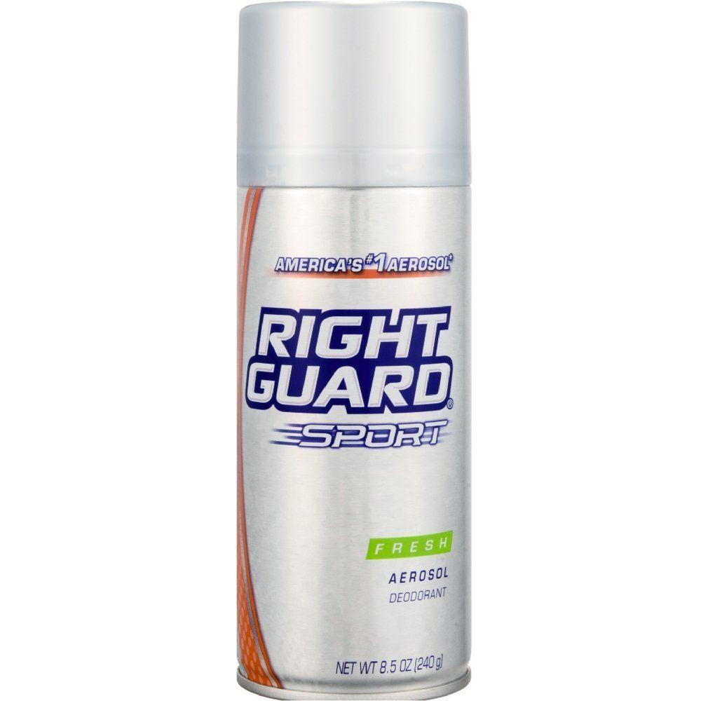Right Guard Deodorant Aerosol Fresh Unisex Deodorant Spray
