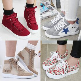 Gmarket - [기타] Womens lace-up sneakers / slip-on / clippers / ...
