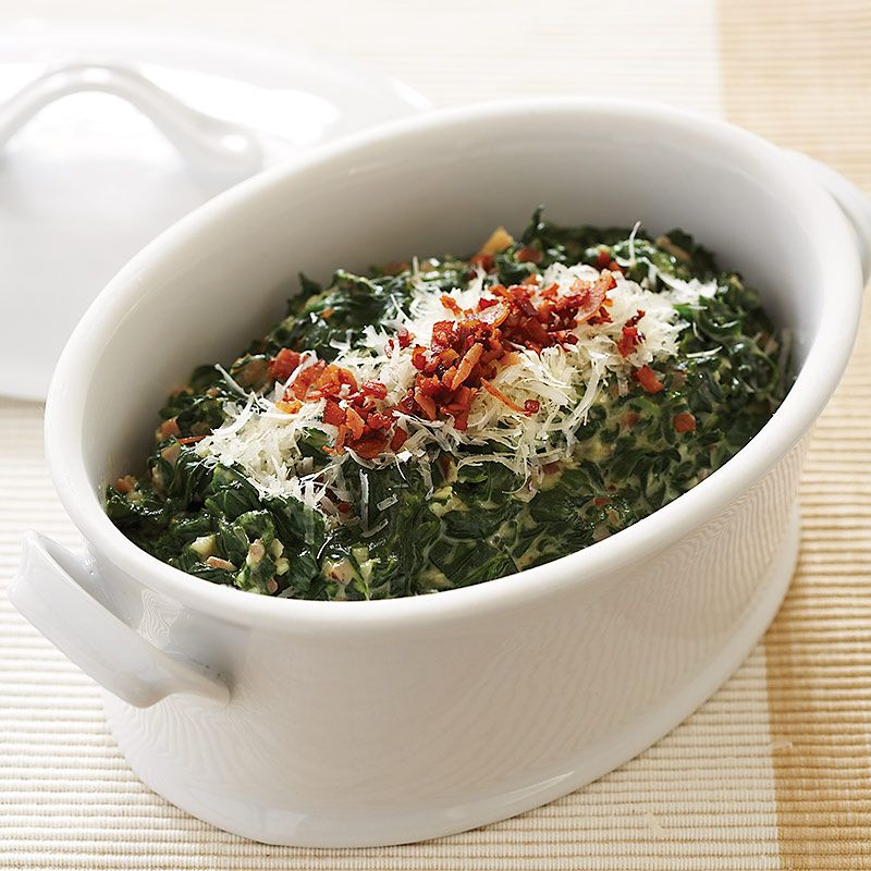 America S Test Kitchen Creamed Spinach