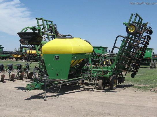 John Deere 770 Planting Seeding Air Drills Seeders