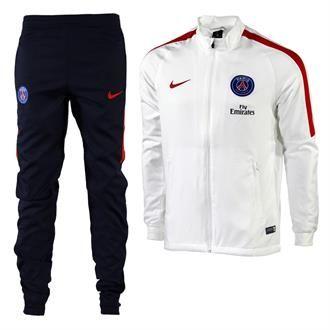 Paris Saint Germain Woven Trainingspak 2016 2017 Junior
