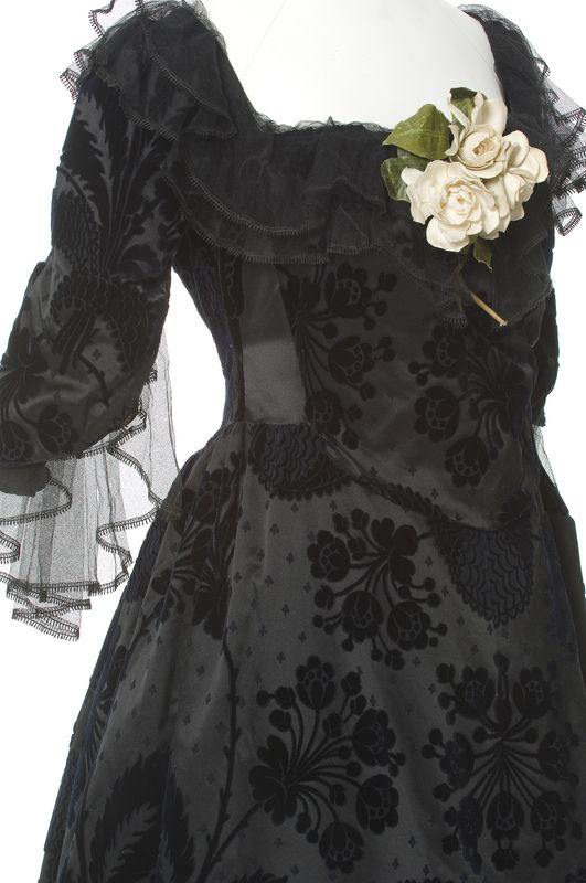 Robe soiree vintage paris