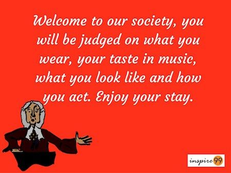 As We Continue Our Love Hate Relationship With The Society Today We