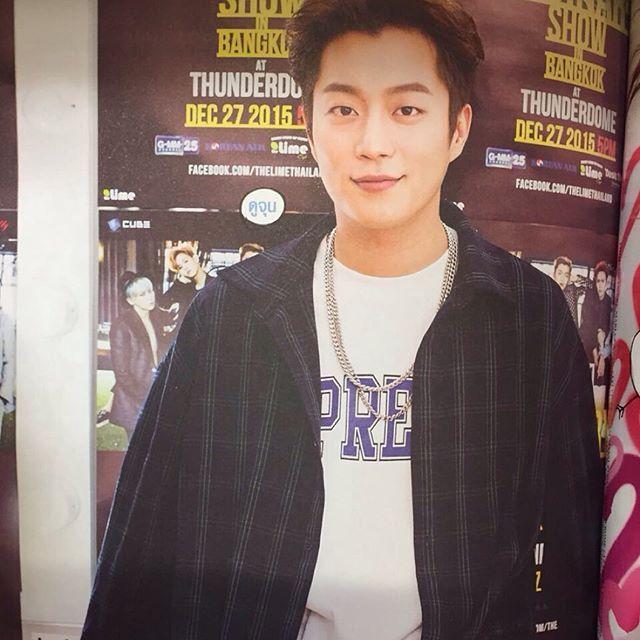 [SNAP] BEAST in Seventeen Thailand - February 2016 #DUJUN