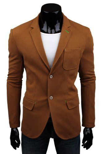 Veste blazer homme camel