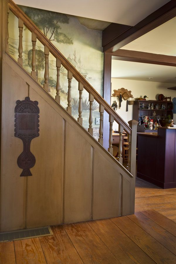 Best Colonial Authentic Staircases By Sunderland Period Homes 640 x 480