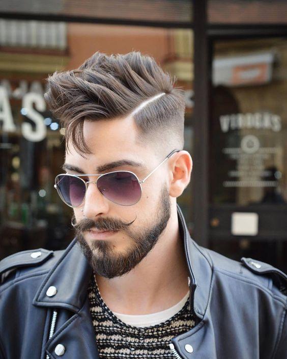 los mejores cortes y peinados novedosos para hombres con estilo para el