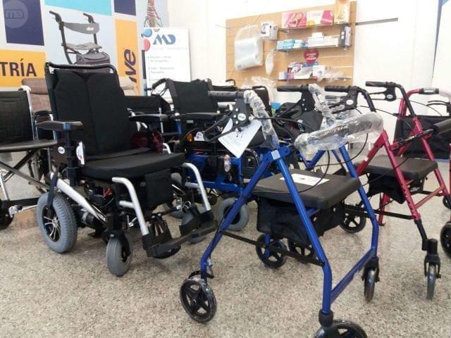 alquiler sillas de ruedas hos