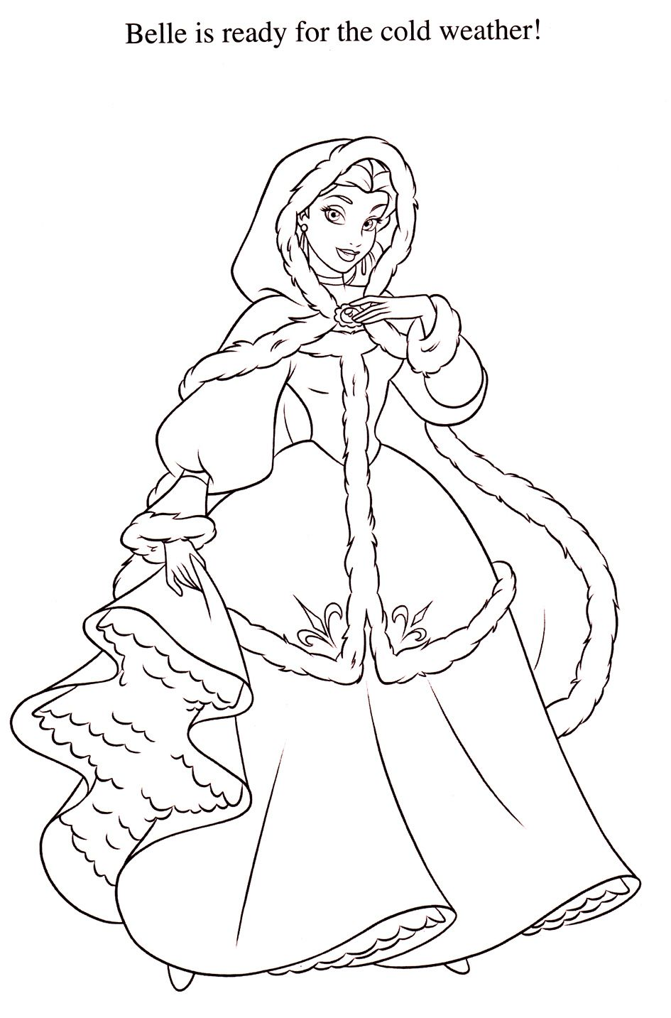 Christmas Coloring Pages | Christmas colors, Princess and Design color