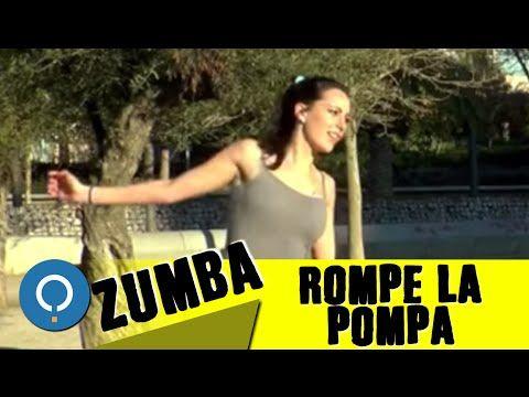 ROMPE LA POMPA - Daddy Yankee - ZUMBA para fazer e DANÇAR em CASA  umComo