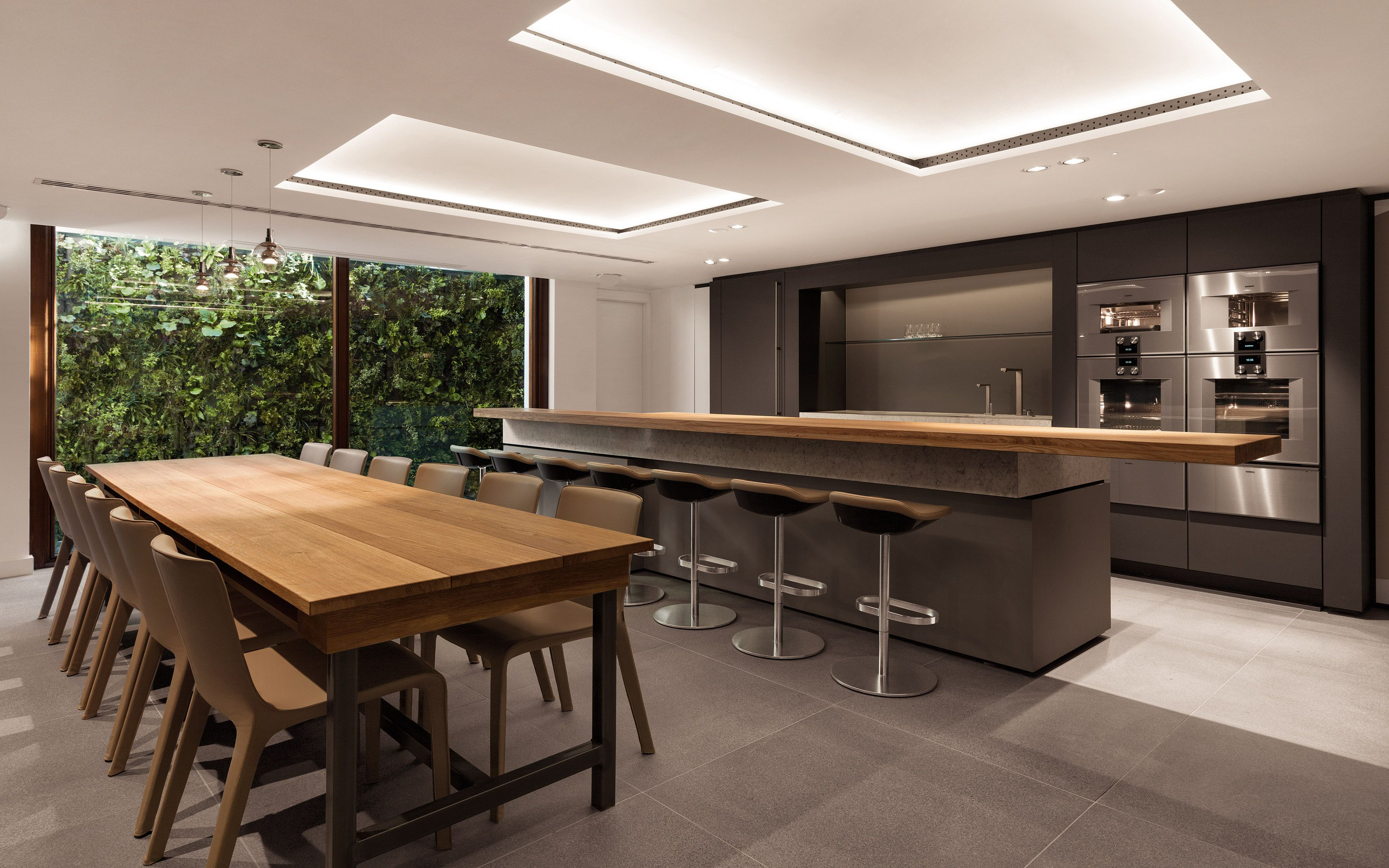 Gaggenau Showroom, London | Occhio | Pinterest