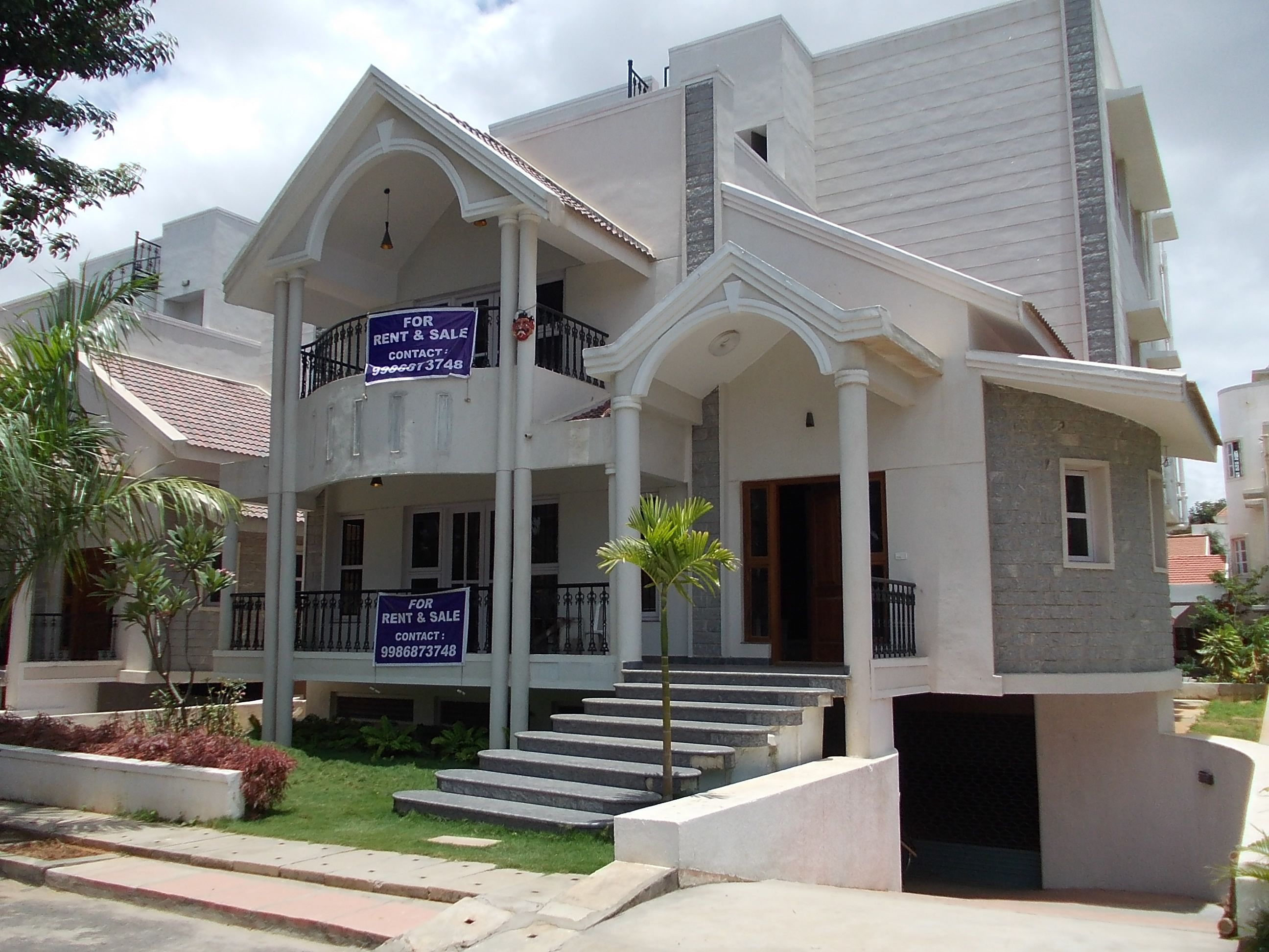 4BHK Villa for Rent at Electronic City Phase 1 Bangalore