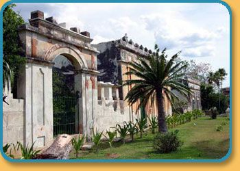 Hacienda Yaxcopoil Gardens