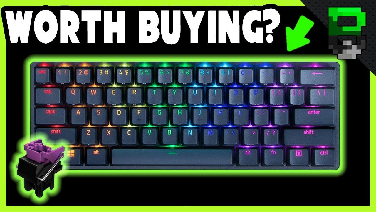 This Youtube Video Is The Razer Huntsman Mini Review This Video Goes Into Latency Focus Actuation And Much More Check Out My Razer Viper Mini Review If You Wa In 2020