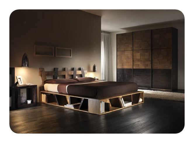 arredamento camera da letto stile giapponese | Idee per la casa ...