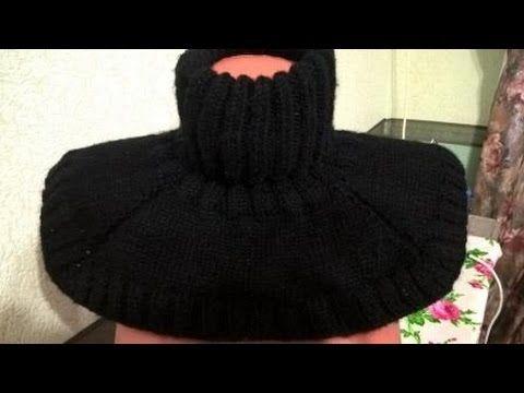Вязание манишки спицами: схемы с описанием, фото. Как ...