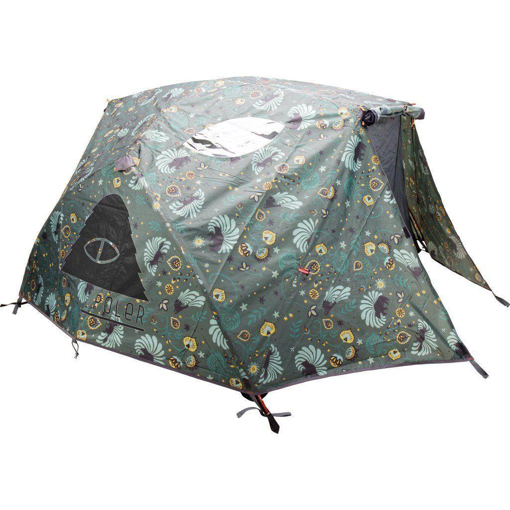 Poler 2 Man Tent Olive (634051OLV) 2 man tent, Two