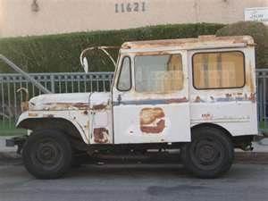 Old Postal Jeep Mail Truck Jeep Jeep 4x4