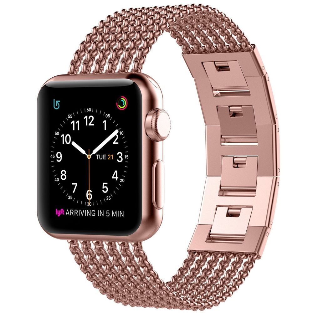 42mm Stainless Steel Bracelet Iwatch Band For Apple Watch Series 1 2