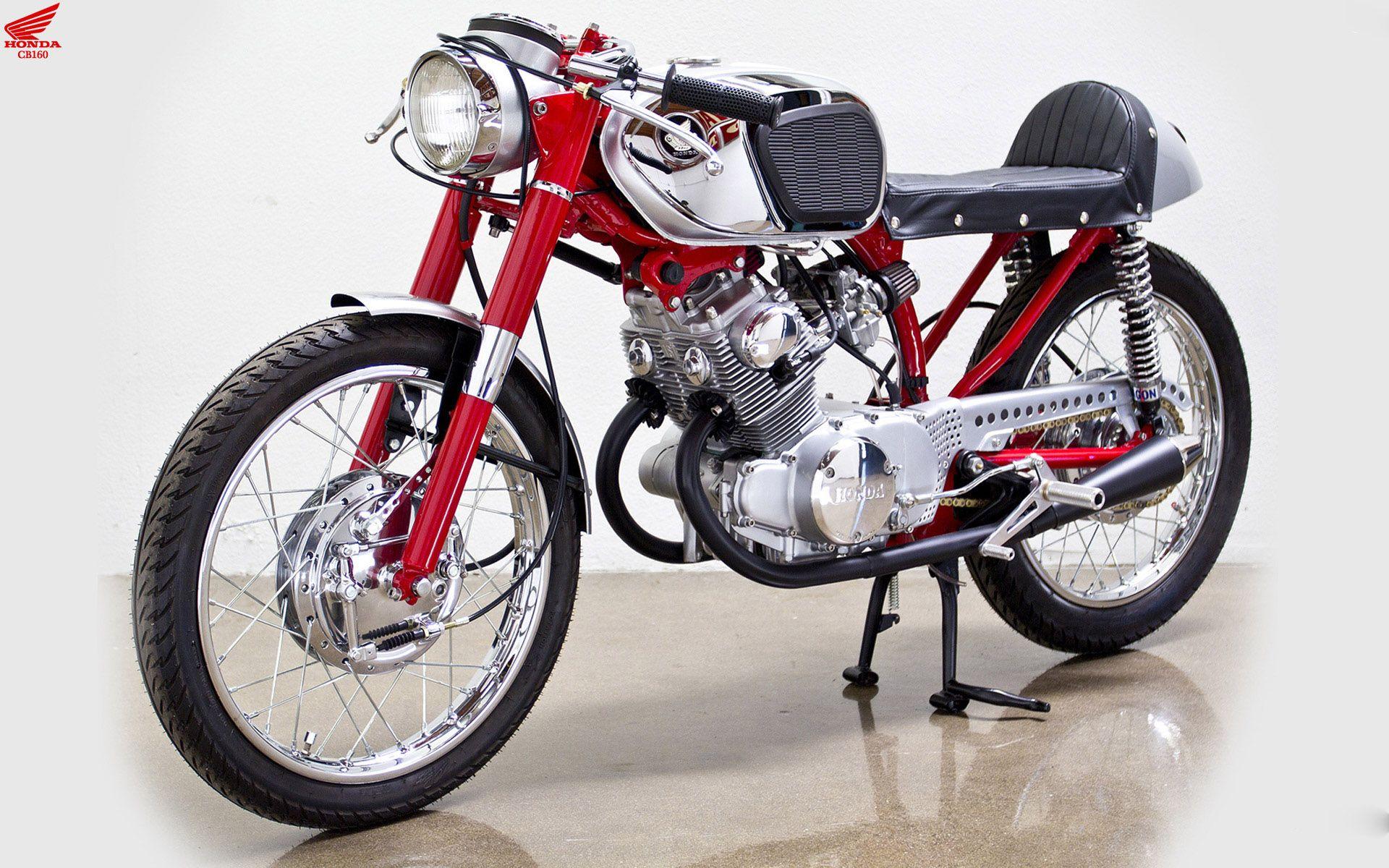 Honda CB HD Wallpaper | Ultra HD Motorcycles Wallpapers ...