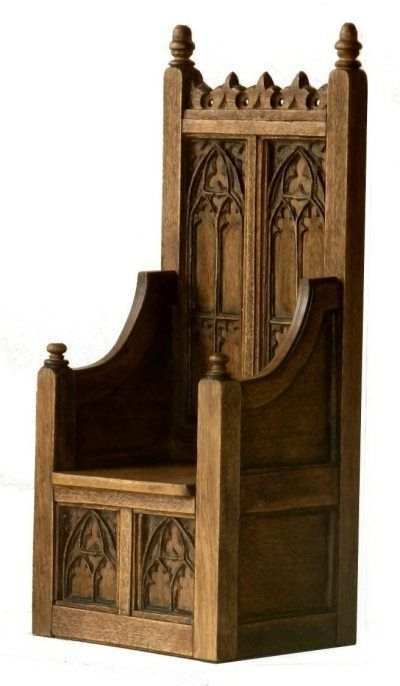 Medieval Chairs | History//Chairs | Pinterest | Medieval ...